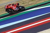 Misano MotoGP: Bagnaia smashes lap record in third practice