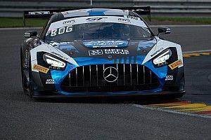 Carro de Fraga conquista pole para 24 Horas de Spa