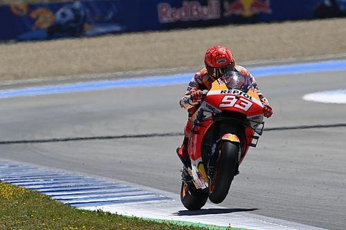 Marquez Tuntaskan Tes Jerez Lebih Awal