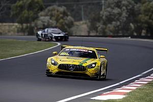 El GruppeM Mercedes sale desde la pole en Bathurst tras una sanción al Aston Martin #62