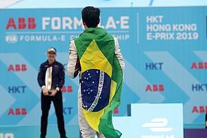 GALERIA: Após 50º ePrix, relembre momentos brasileiros na F-E