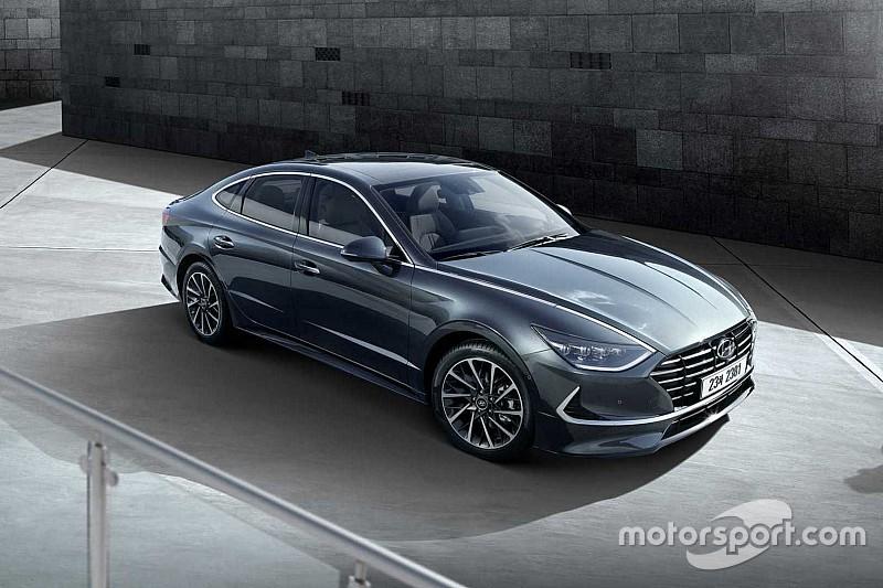 Hyundai Sonata оновила дизайн і стала більшою