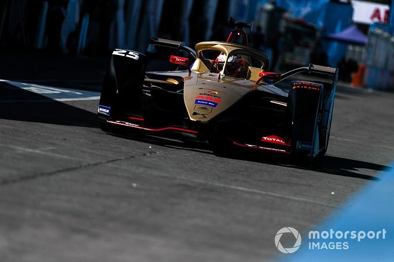 Vergne, Lotterer critical of new Formula E qualifying