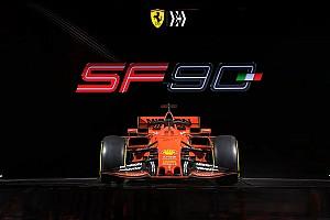 Ferrari presentó su nuevo auto para la F1 2019