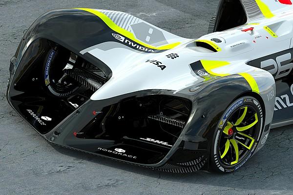 Roborace Actualités Roborace - Des voitures capables de 24 millions d'opérations par seconde!