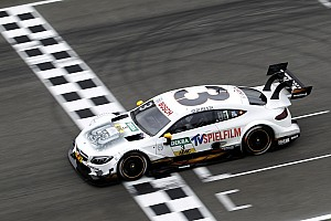 DTM Rennbericht DTM 2017 in Budapest: Mercedes landet Überraschungssieg