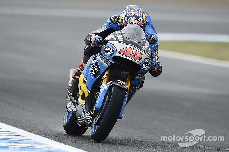 Миллер стал быстрейшим в первой тренировке MotoGP в Ле-Мане