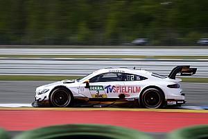 DTM Reporte de prácticas Paul Di Resta y Mercedes lideran los primeros libres del DTM 2017