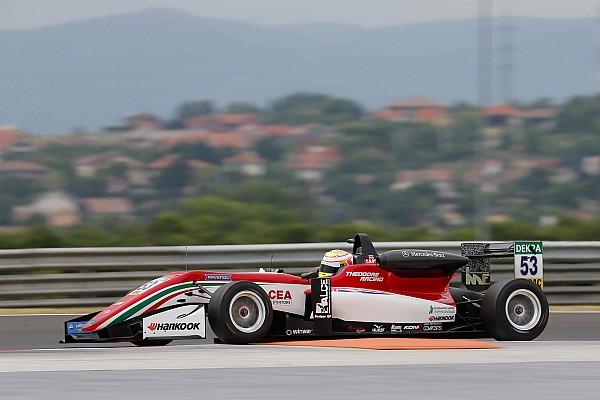 Hungaroring F3: Ilott blitzes the field in Race 2