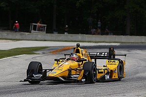 IndyCar Breaking news Power and Rahal warn of fuel-save race at Road America