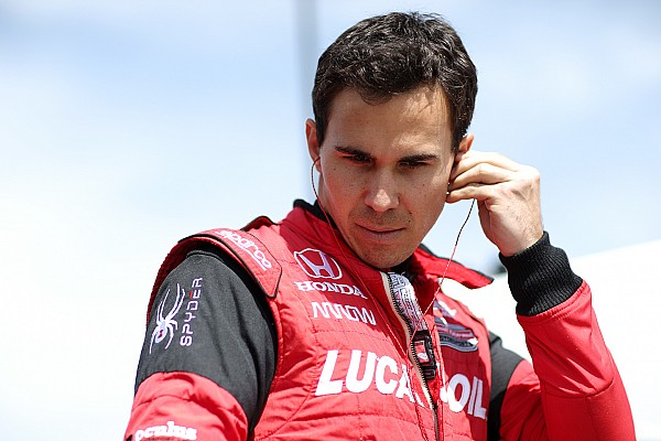 """IndyCar Robert Wickens' switch to IndyCar is """"perfect timing"""""""