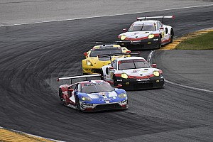 IMSA Race report Daytona 24 Hours: Hr20 – Drying track shuffles the order