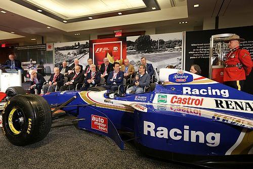 Canadian International AutoShow celebrates 50 years of Formula 1 in Canada