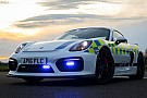 Automotive El nuevo deportivo de la policía británica