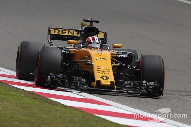 Хюлькенберг увидел потенциал в машине Renault