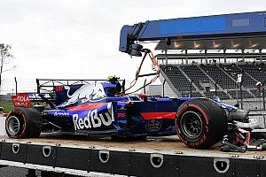 Fórmula 1 Noticias Sainz admite que no tiene explicación para su accidente