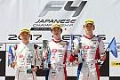 FIA-F4選手権 【FIA-F4】第6戦:大湯都史樹が今季初優勝。宮田、果敢な攻めも4位
