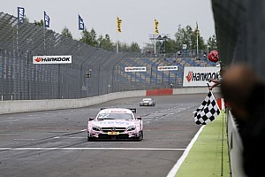 DTM BRÉKING DTM: tarolt a Mercedes az első versenyen a Lausitzringen