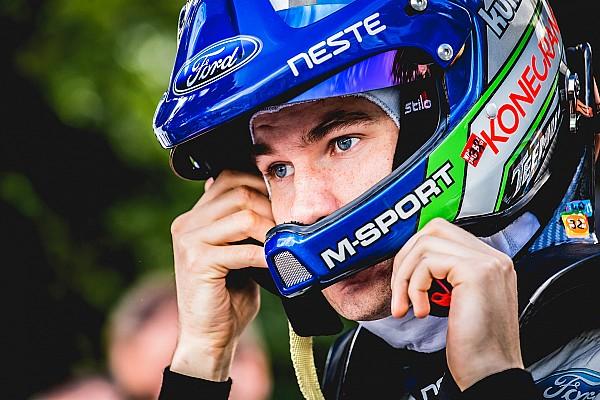 WRC Breaking news M-Sport adds Suninen to WRC line-up for eight rallies