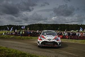 WRC Noticias de última hora Latvala: