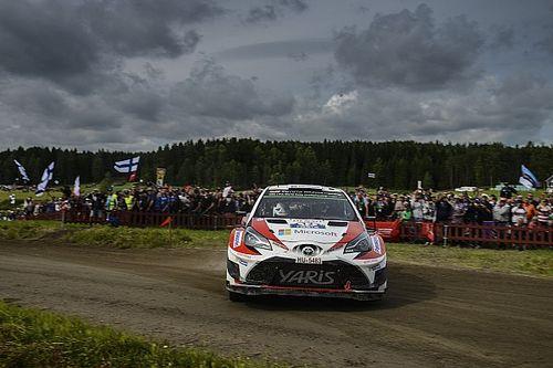 Comeback dengan Toyota, Esappeka Lappi Realistis Tatap Reli Finlandia
