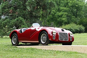 Auto Actualités L'histoire de la toute première Ferrari