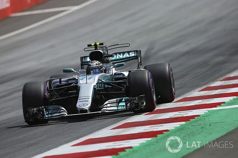 """Tidak ada gunanya """"mengganggu"""" Vettel, ujar pembalap Mercedes"""