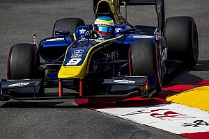 FIA F2 Отчет о гонке