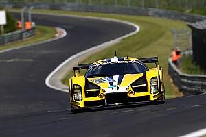 Endurance Résumé de qualifications 24 Heures du Nürburgring - La pole surprise pour la Glickenhaus