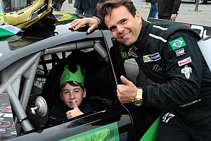 NASCAR Euro Special feature Marconi Abreu shares his enthusiasm for NASCAR racing in Europe