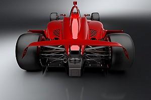 IndyCar News IndyCar gibt Testplan für neues Fahrzeug bekannt