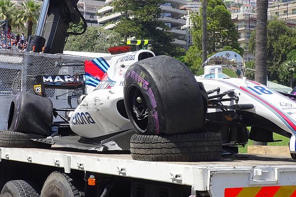 Formula 1 Son dakika Stroll, Playstation'da da aynı virajlarda zorlanıyormuş