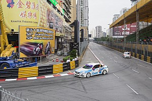 Other cars 比赛报告 华夏杯澳门站:张大胜遇赛车故障,遗憾退赛