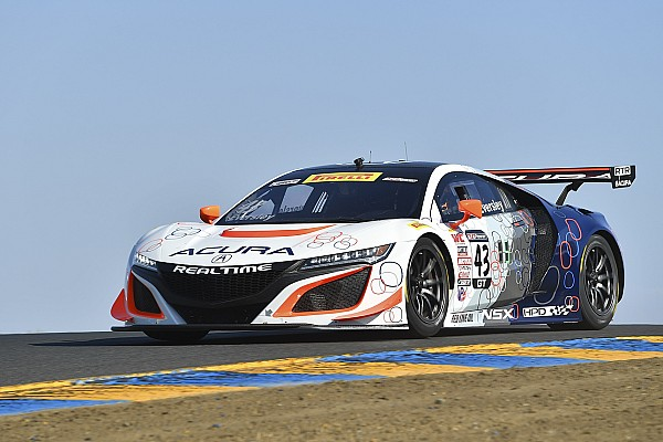 GT Breaking news Cameron to make Acura debut in an NSX