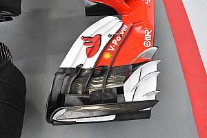 Formule 1 Analyse Spyshots: De belangrijkste tech updates voor de GP van Singapore