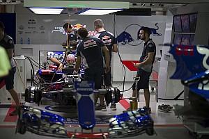 Формула 1 Комментарий В Toro Rosso рассказали о переделках шасси для работы с Honda