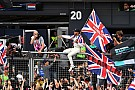 "F1 【F1】マーク・サットン、イギリスGPの""1枚""「観衆に囲まれる王者」"