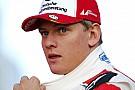 F3 Europe Mick Schumacher az F3-ban folytatja, miután a Prema 5 autóval indul