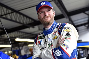 NASCAR Cup Interview Playoffs or not, Dale Jr. vows to