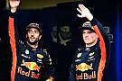Daniel Ricciardo: Komme in der F1 mit Frust besser zurecht als Verstappen