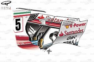 F1-es elemzés: Miért kerül le a kakasülő az autók hátuljáról?