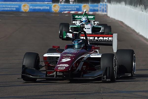 Indy Lights Résumé de course Deux rookies s'imposent d'entrée de jeu en Indy Lights