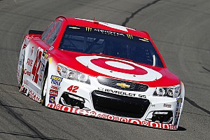 NASCAR Cup Qualifying report Kyle Larson captures Fontana pole