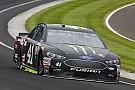 NASCAR: A versenyző nézetéből a becsapódás