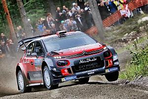 WRC Отчет о тренировке Мик показал лучшее время на тестовом участке Ралли Финляндия