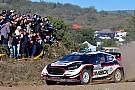 WRC Evans está a un día de la victoria en Argentina