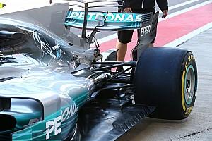 Формула 1 Аналіз Технічний брифінг: Mercedes завихрює потік над капотом