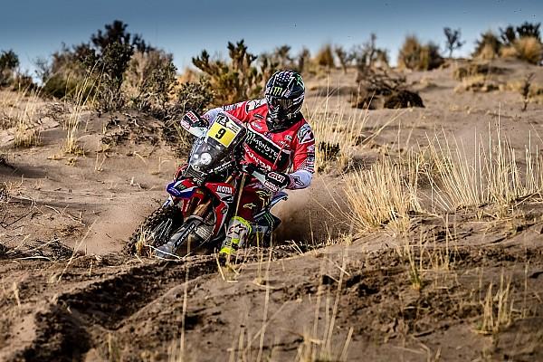 Dakar 2017, Stage 7: Brabec leads Honda 1-2 as Week 2 begins