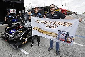 IMSA Qualifiche I fratelli Taylor su Cadillac centrano la pole a Road America