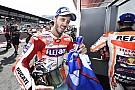 MotoGP Dovizioso espera una carrera menos física